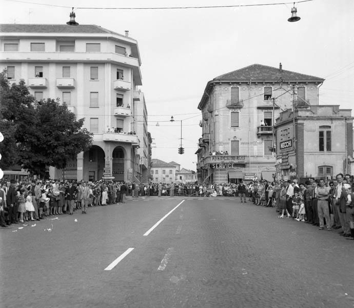 Giro d'Italia: ad Alberobello oggi la settima tappa