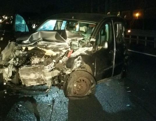 Cuneo, incidente mortale sulla Fondovalle Tanaro: 2 morti, tre feriti