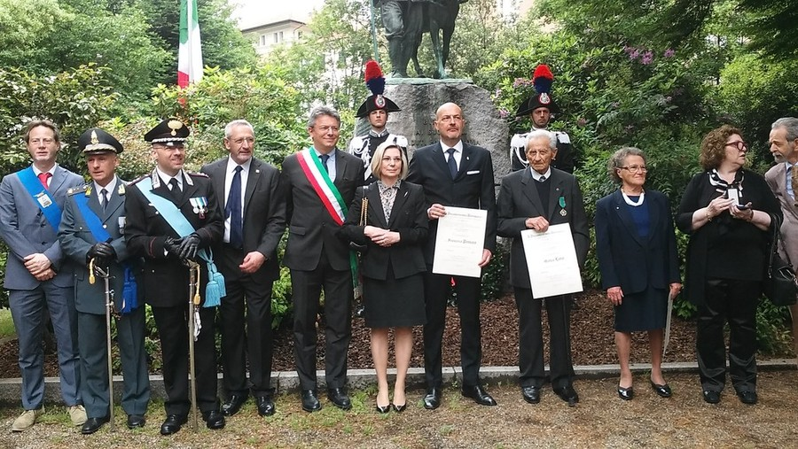 Celebrata a Siracusa la Festa della Repubblica, consegnate onorificenze a tre augustani