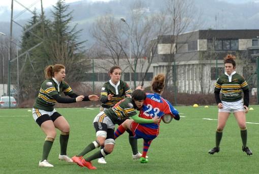 Al Rivoli Insieme Crescere Rugby Biella Per E Femminile C61nZq