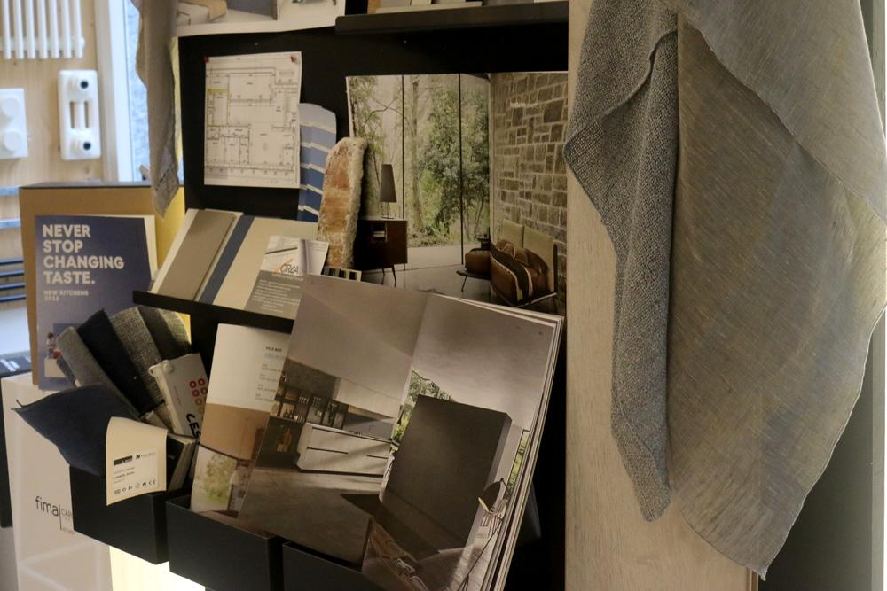 Laboratorio d interni crea cucine personalizzate dal progetto