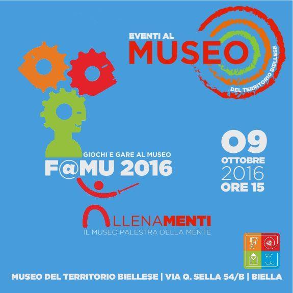 Domenica 9 ottobre, Giornata Nazionale delle Famiglie al Museo