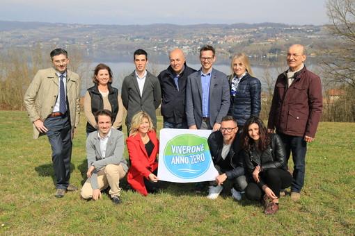 Il gruppo Viverone Anno Zero - Foto di repertorio