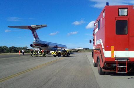 Avaria al motore: un volo per Olbia costretto al rientro a Caselle
