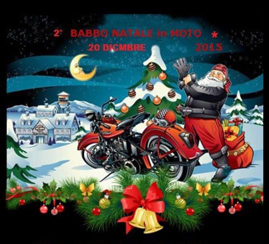 Immagini Babbo Natale In Moto.Il 20 Dicembre Babbo Natale Si Veste Da Centauro Newsbiella It