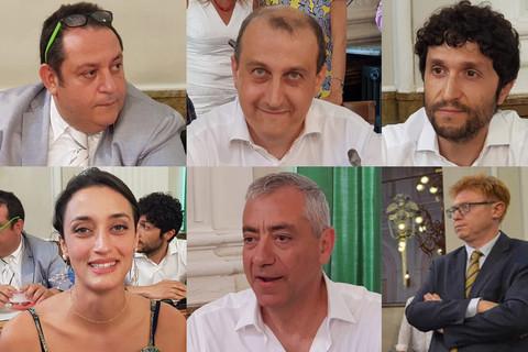 I consiglieri di Biella al Centro - Foto di repertorio