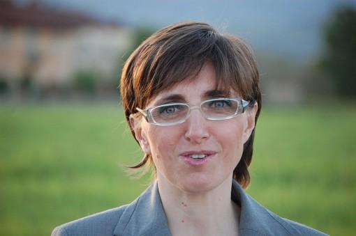 Il sindaco Francesca Guerriero - Foto di repertorio