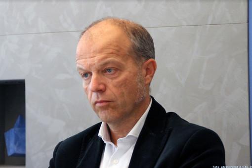 Il Presidente Ener.bit Paolo Maggia - Foto di repertorio