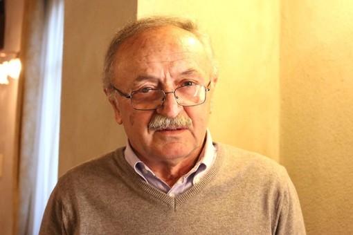 Il sindaco Renzo Carisio - Foto di repertorio