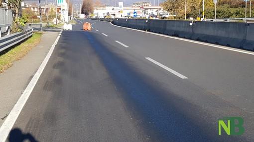 Strada Trossi - Foto di repertorio