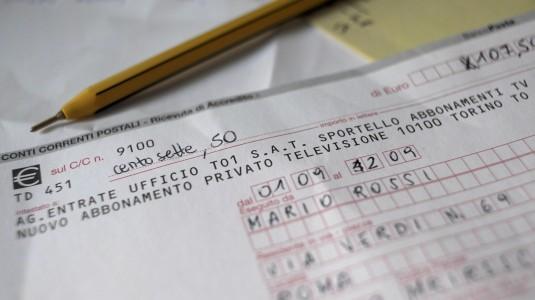 Canone Rai: in Piemonte uno su tre non pagava