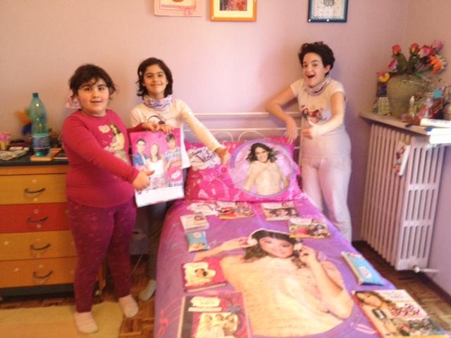 Camerette Disney Violetta : Nuovo cameretta violetta foto