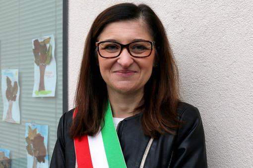 Il sindaco Desirée Duoccio