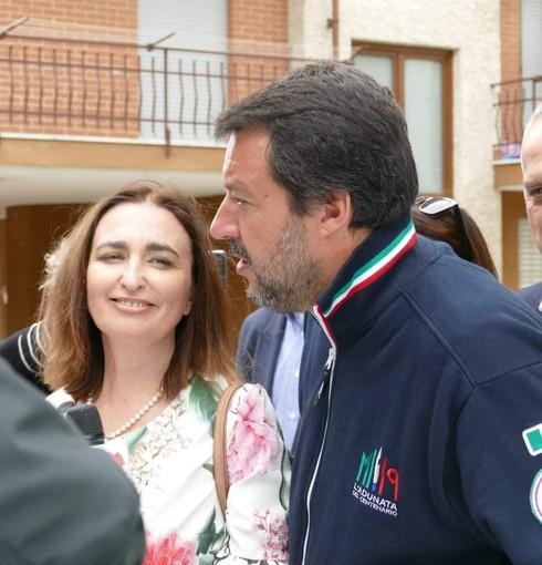 Gianna Gancia lancia la volata ai candidati e alle candidate di Lega e centrodestra nei Comuni della Granda