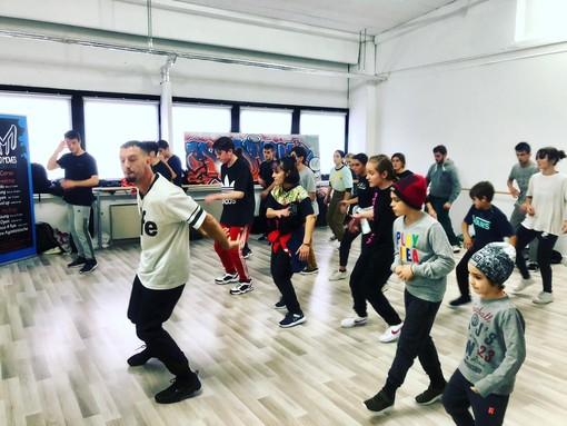 Dal Piemonte alla Svizzera per portare in Ticino l'Hip Hop e la Breakdance
