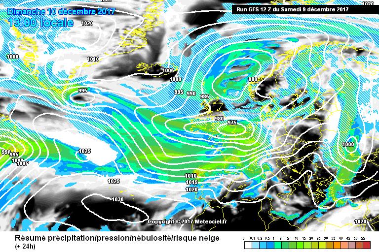 Previsioni meteo Abruzzo Domenica 10 Dicembre