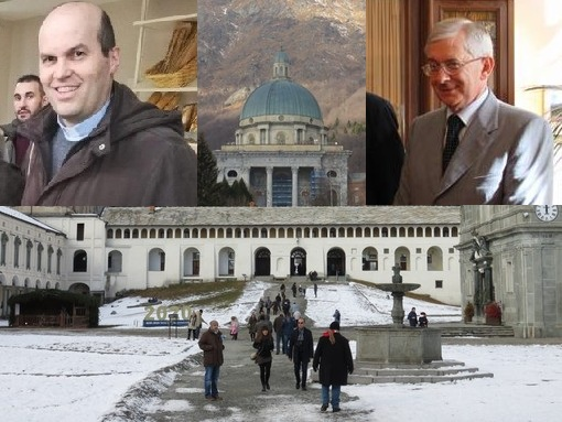 Insediato il nuovo CDA del Santuario d'Oropa. AD bis Giancarlo Macchetto