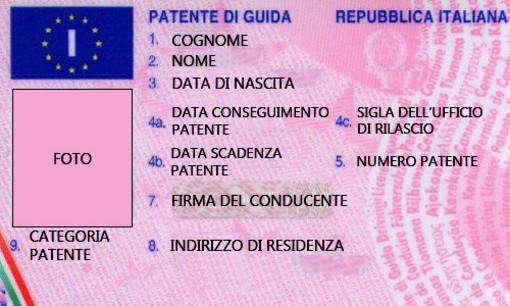 Asl Biella- Rinnovo Patenti: Dall'1 agosto solo per i pazienti affetti da patologie e disabilità
