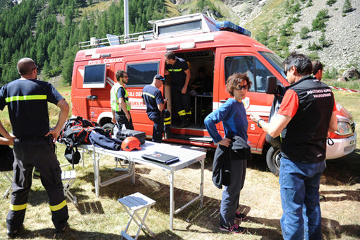 Guida alpina dispersa in Val Veny: ricerche in corso