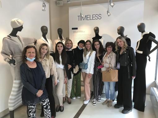 La mostra era stata allestita allo Spazio Cultura della Fondazione Cassa di Risparmio di Biella