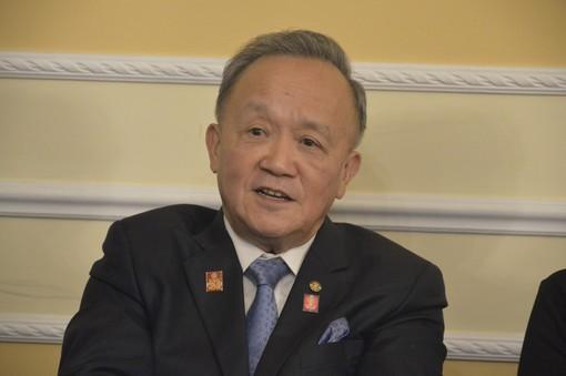 Rotary Genova: 95 anni nel segno della solidarietà, celebrati con il Presidente Gary Huang  VIDEO