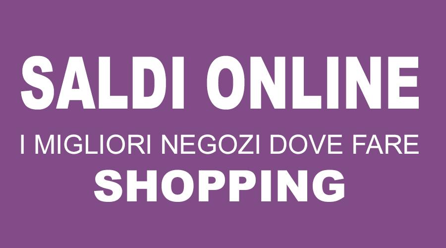 Saldi online ecco i migliori negozi dove fare shopping for Saldi arredamento online