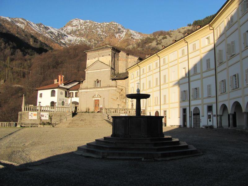Campiglia: Soggiorno invernale per anziani al Santuario di ...