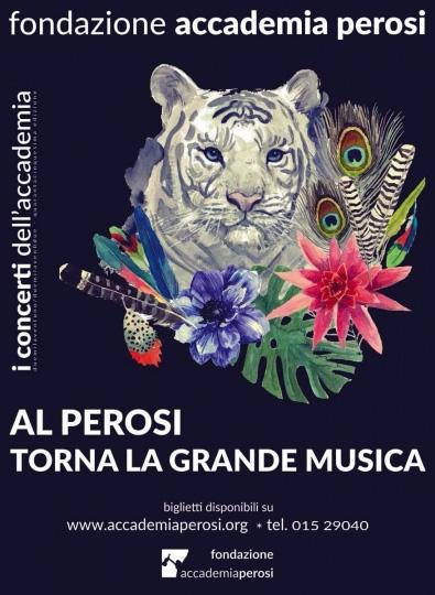 Tornano i concerti dal vivo all'Accademia Perosi. La nuova Stagione -  Newsbiella.it
