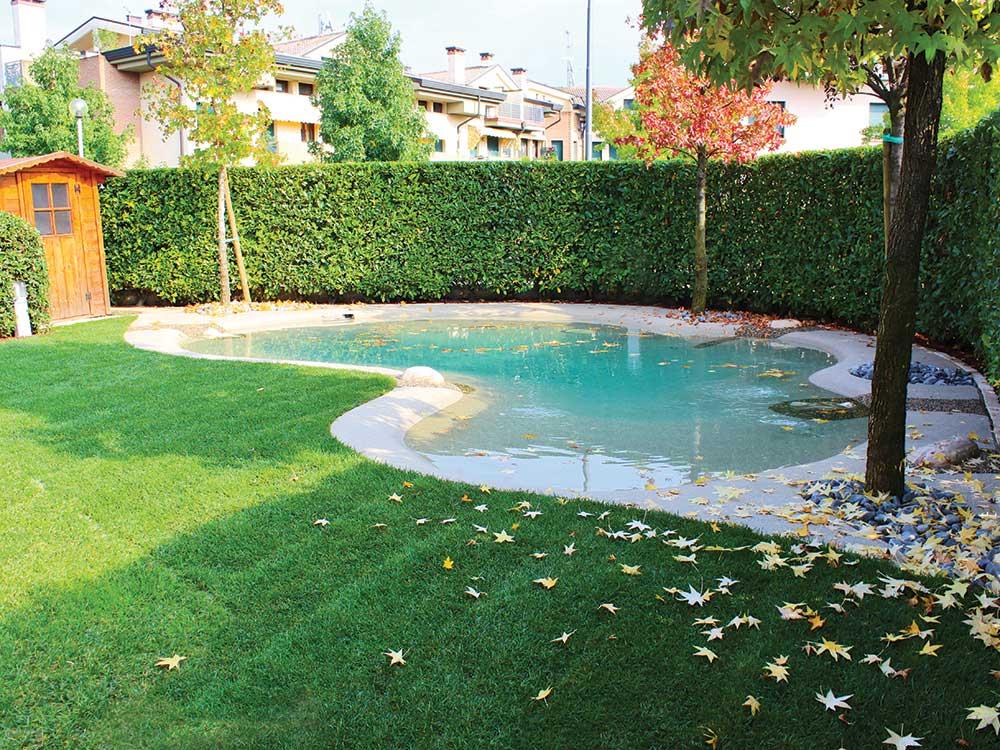 Gallery of una riduzione ambientale delle tecniche di for Costruire una piscina coperta a casa