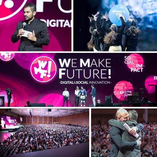 Conclusa la 7^ edizione del Web Marketing Festival: a Rimini 21.000 presenze, più di 70 eventi e ospiti di fama internazionale