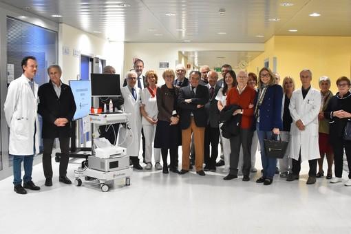 Dall'Associazione Amici Ospedale di Biella un nuovo videodermatoscopio per l'Asl FOTOGALLERY