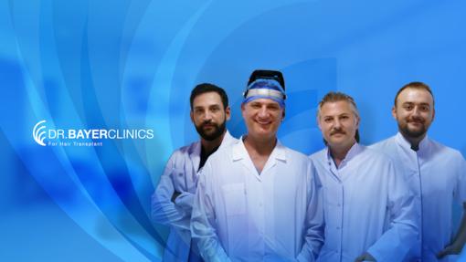 Convenienza, medici specializzati e oltre 20.000 interventi di successo alla Dr. Bayer Clinics, la clinica per il trapianto capelli
