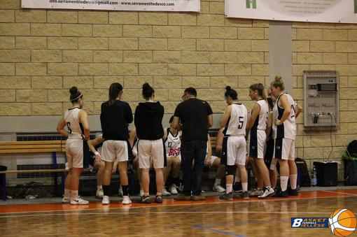 Basket femminile: domenica prossima un derby bollente per la Bonprix BFB