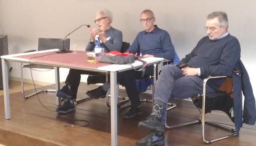 Alberto Coda e Tarcisio Fresia al Caffè del Benessere per parlare di sport