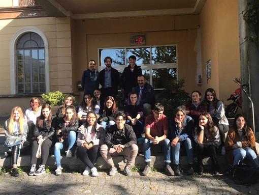 Storie di inclusione: Sagliano, alla Domus il giardino sensoriale realizzato dagli studenti del G&Q Sella
