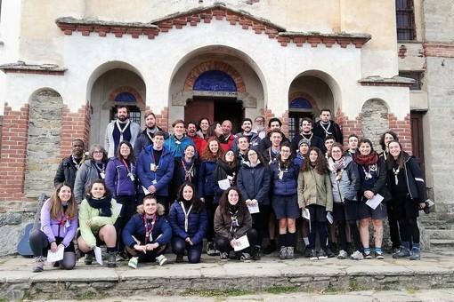 Campo di formazione per gli scout, 29 giovani da tutta Italia a Bagneri