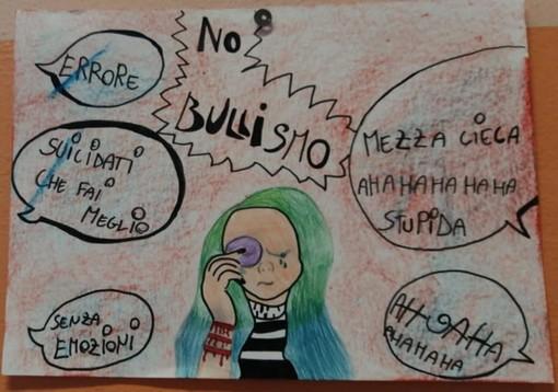 Castelletto Cervo, gli alunni della primaria dicono NO al bullismo