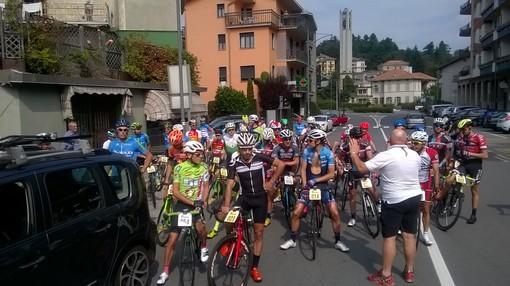 Ciclismo: alla 5a Ponzone – Stavello impera Giovanni Ottello