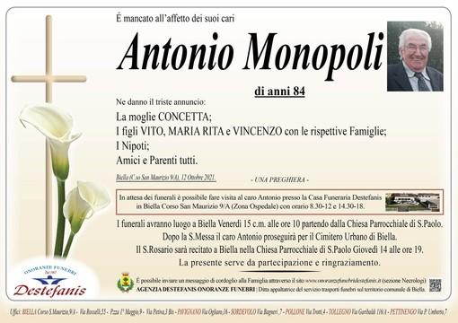 Antonio Monopoli