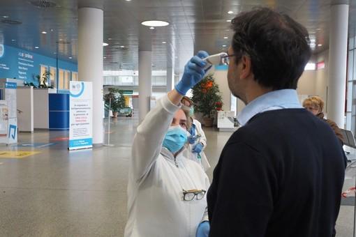 Coronavirus, due guarigioni e un contagio nel Biellese