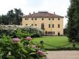Ortensie a Villa Doria il Torrione