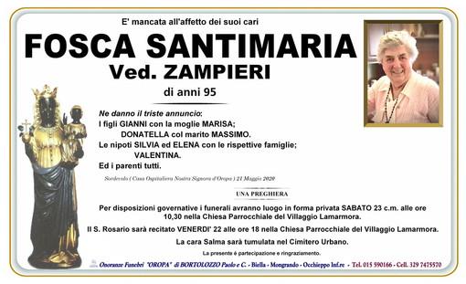 Fosca Santimaria Ved. Zampieri