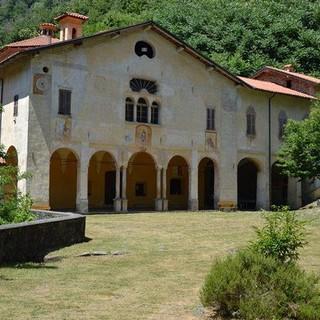 Santuario del Cavallero, Coggiola - Foto Fondazione CRB
