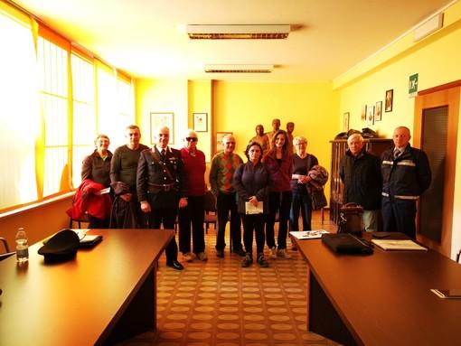"""Polizia di prossimità: """"Servizio di ascolto"""" dei Carabinieri a Sala Biellese"""