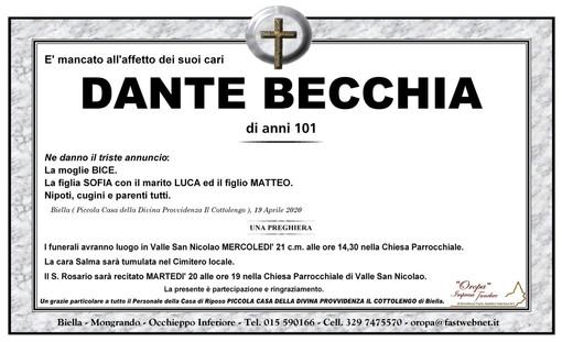 Dante Becchia