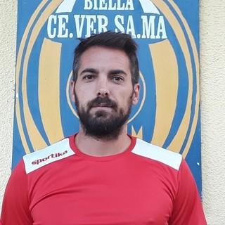 Bomber Andrea Romussi tornato al Ceversama dopo 10 anni - Foto Ceversama