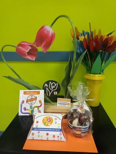 Bulbi di tulipano per la Giornata Nazionale della malattia di Parkinson