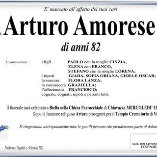 Arturo Amorese