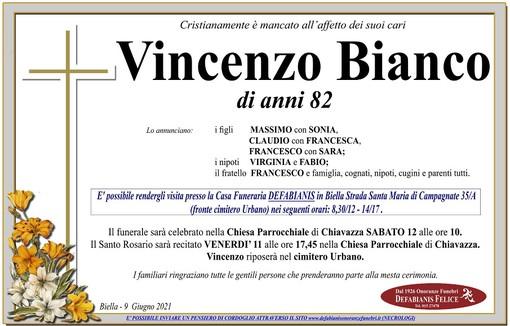 Vincenzo Bianco