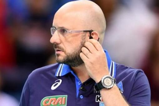 L'allenatore bronzo alle Olimpiadi di Londra, Mauro Berruto apre il Bear Wool Volley 2020